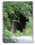 Secret Passage Way Spiral Notebook