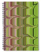 Sedona Energy Abstract Spiral Notebook