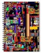 Minhag Yisrael Torah Spiral Notebook