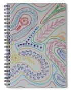 Seek Spiral Notebook