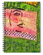 Self-assurance Spiral Notebook