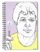 Self Portrait 2 Spiral Notebook