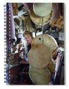 Self Portrait 2010 Spiral Notebook