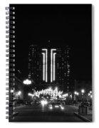 Seneca Niagara Casino Spiral Notebook