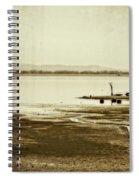 September Again Spiral Notebook