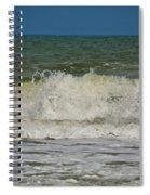 September Beach 2 Spiral Notebook