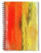 September Nightmare Spiral Notebook