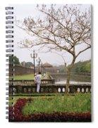 Serene Hue Spiral Notebook