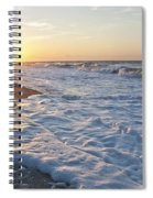 Serene Sunrise Spiral Notebook