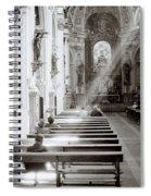 Zen Of Prayer Spiral Notebook