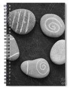 Serenity Stones Spiral Notebook