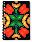 Serie A 2 Spiral Notebook
