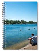 Serpentine Hyde Park Spiral Notebook