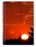Setting Low Spiral Notebook