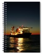 Seven Navica Just Before Dawn Spiral Notebook