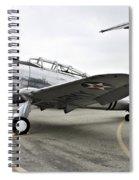 Seversky Guardsman At-12 Spiral Notebook