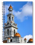 Sevier County Courthouse Spiral Notebook