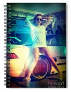 Sexy Chick Spiral Notebook