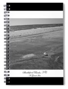 Shackleford Banks A Grand Idea Spiral Notebook