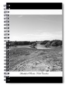 Shackleford Banks Spiral Notebook