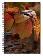 Shade In Fall Spiral Notebook