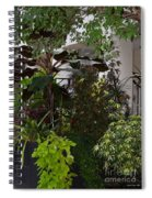 Shaded Colors Spiral Notebook