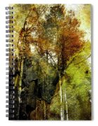 Shades Of Autumn Spiral Notebook