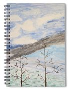 Shades Of Nature Spiral Notebook