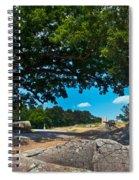 Shady Hilltop Spiral Notebook