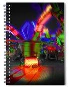 Shaker Spiral Notebook