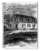 Shaker Church, 1875 Spiral Notebook