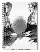 Shaker Women, 1875 Spiral Notebook