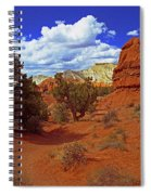 Shakespeare Trail In Kodachrome Park Spiral Notebook