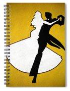 Shall We Dance ... Spiral Notebook