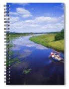 Shannon-erne Waterway Spiral Notebook