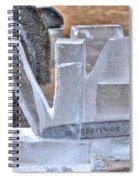 Shaping Up Ny Spiral Notebook