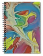 Sharks In Life Spiral Notebook