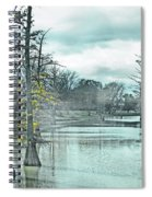 Shaw Mississippi Spiral Notebook
