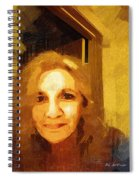 She Smiles Sweetly Spiral Notebook