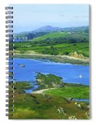 Sheeps Head, Co Cork, Ireland Headland Spiral Notebook