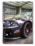 Shelby Gt500kr Spiral Notebook