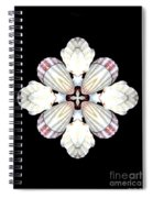 Shell Art 2 Spiral Notebook