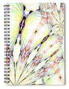 Shell Art 3 Spiral Notebook