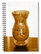 Shell Vase Spiral Notebook