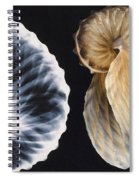 Shell X-ray Spiral Notebook
