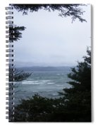 Shelter From Irene Spiral Notebook