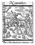 Shepherd, 1597 Spiral Notebook
