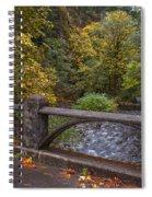 Sheppards Glen Colors Spiral Notebook