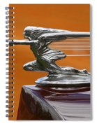 She's Fast Spiral Notebook