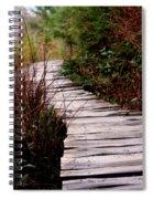 Shi Shi Boardwalk Spiral Notebook